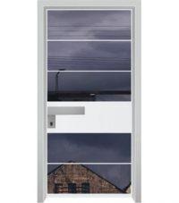 דלת כניסה יהלום דגם 1055