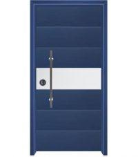 דלת כניסה מודרני דגם 1011