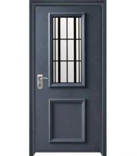 דלת כניסה פנורמי דגם 5004