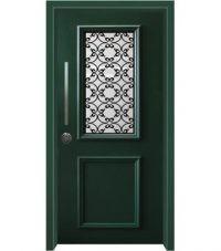 דלת כניסה פנורמי דגם 5019