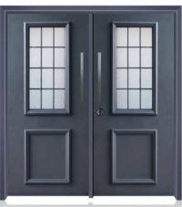 דלת כניסה פנורמי דגם 5006