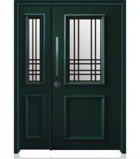 דלת כניסה פנורמי דגם 5007