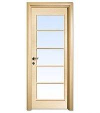 דלת אלון מולבן צוהר יפני